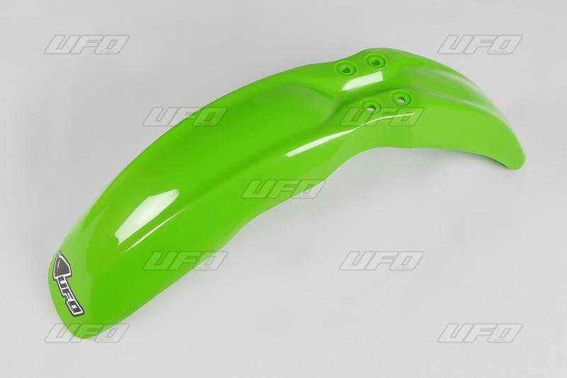 Přední blatník KX 65-026-zelená KX org.