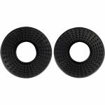 Kroužky gumové k ručkám řídítek  pár-001-černá