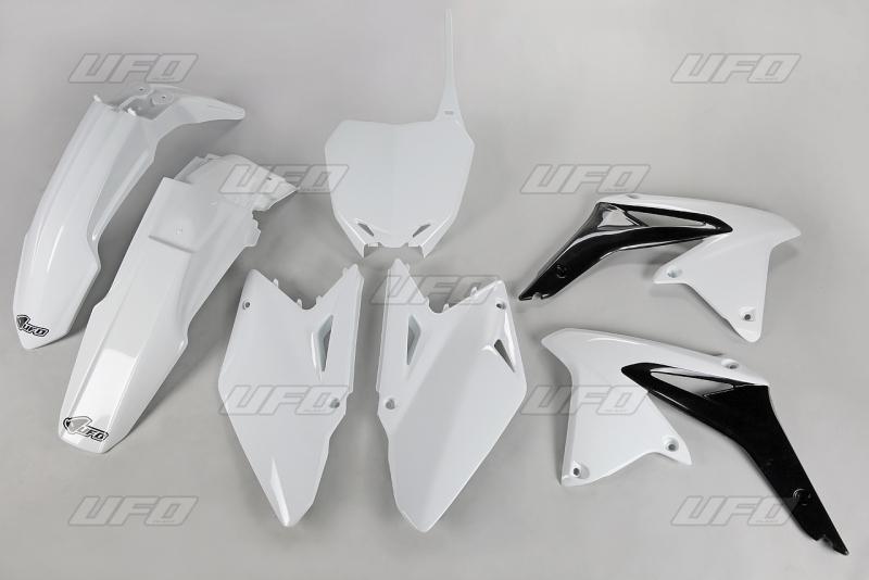 Sada plastů UFO RMZ 450-041-bílá