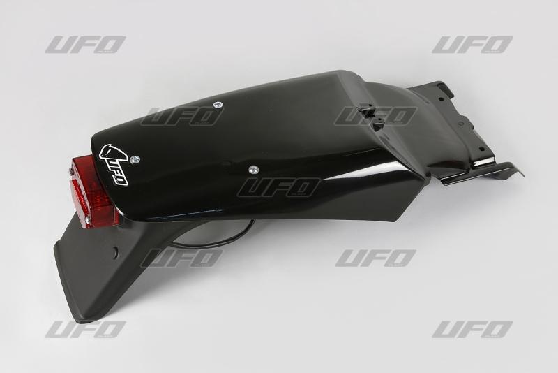 Zadní blatník LC4 Enduro-001-černá
