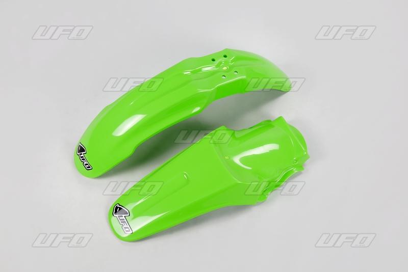 Sada blatníků Restyling  KX 85 2000-2012-999-OEM standartní barvy