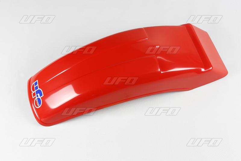 Zadní blatník Maico 250-490ccm (1981-1983)-B-červená