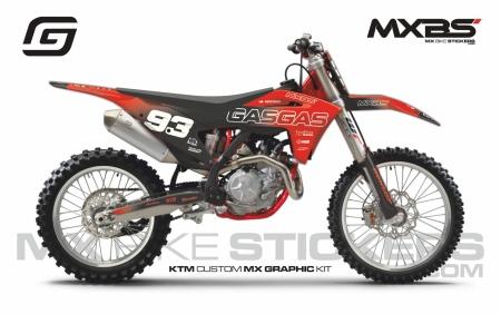 Design 213 - GASGAS EC-F 450  2021 - 2022