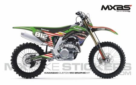 Design 187 - Kawasaki KXF 450  2019 - 2021