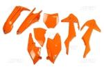 Sada plastů KTM SX- SXF  2017-FFLU-neon/oranžová