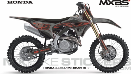 Design 199 - Honda CRF R 450  2021 - 2021