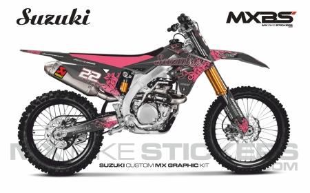 Design 174 - Suzuki RMZ 450  2018 - 2019