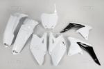 Sada plastů UFO RMZ 250-041-bílá
