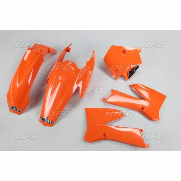Sada plastů UFO KTM 85 06-10-127-oranžová (03-)