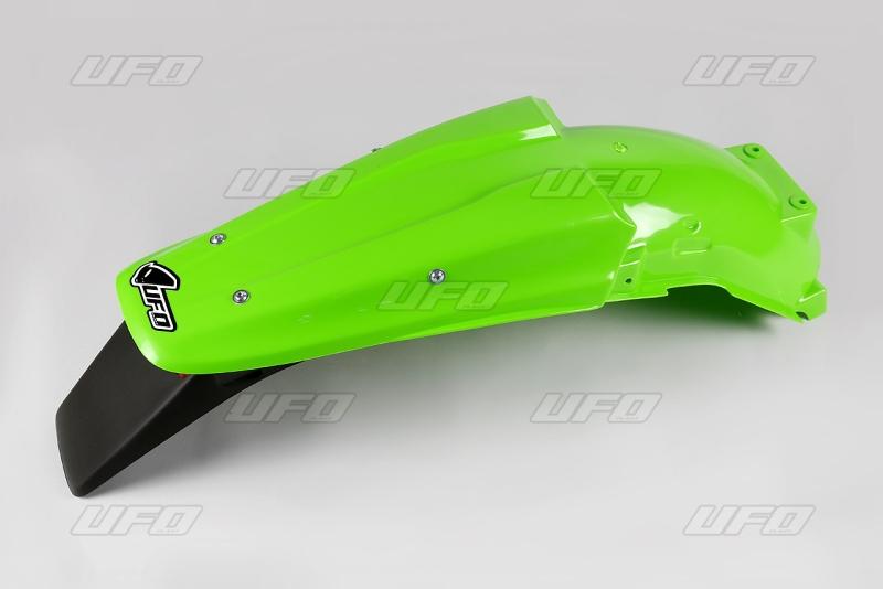 Zadní blatník enduro-021-zelená stejná s 026