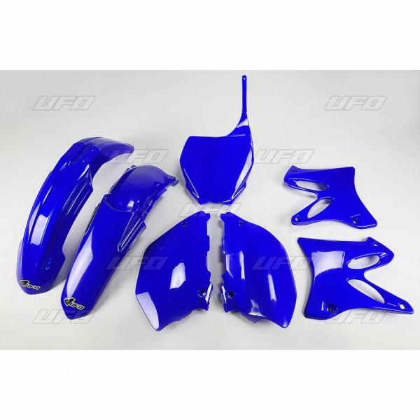 Sada plastů  YZ 125-250 2013-2014 not for USA-089-modrá
