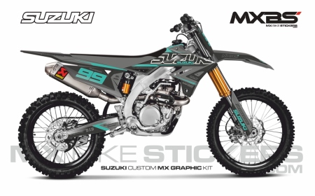 Design 185 - Suzuki RMZ 450  2018 - 2019