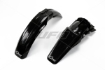 Sada blatníků KX 125-250 2000-2002-001-černá