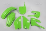 Sada plastů UFO KX85 2013-026-zelená KX org.