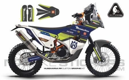 Design 114 - KTM RALLY REPLICA 450  2016 - 2018