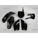 Sada plastů UFO KX 80-85 00-001-černá