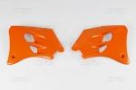 Spoiler KTM RS 60/65-127-oranžová (03-)
