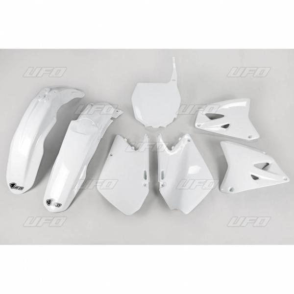 Sada plastů UFO RM 125-250 2003-2005-041-bílá