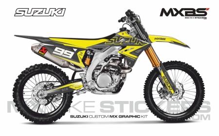 Design 173 - Suzuki RMZ 450  2018 - 2019