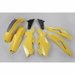 Sada plastů HVA 4T 07-103-žlutá HVA