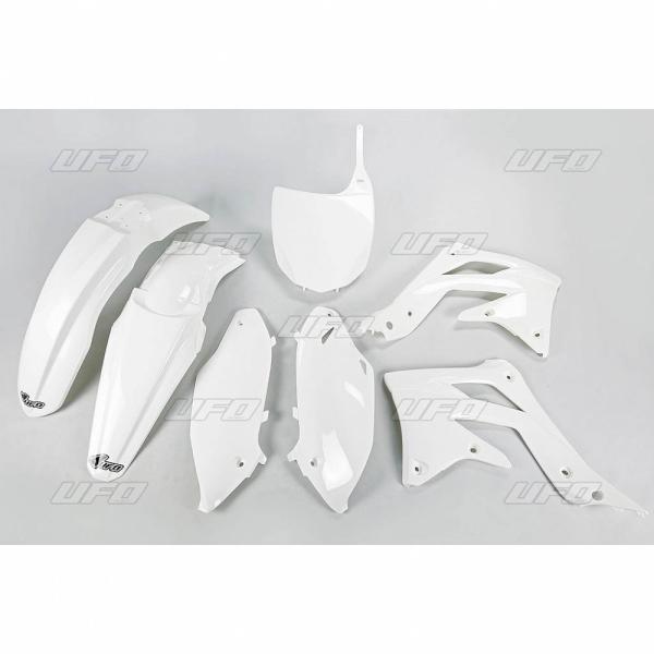 Sada plastů UFO KXF 450-047-bílá KX