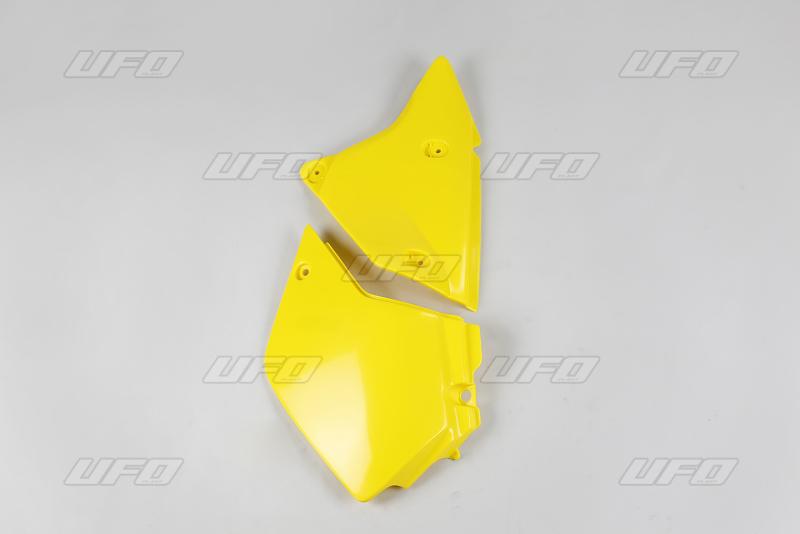 Bočnice levá-101-žlutá -2001