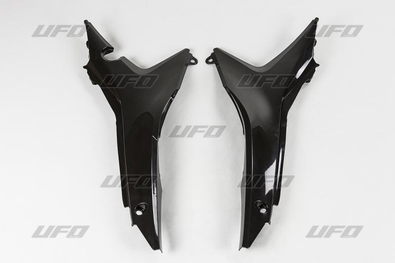 Kryt vzd. filtru Honda-001-černá