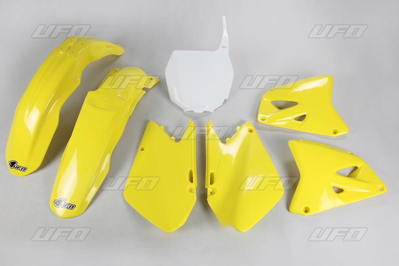 Sada plastů UFO RM 125-250 01-02-999-OEM standartní barvy