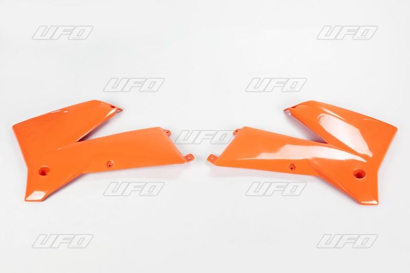 Spoiler KTM SX 05-127-oranžová (03-)