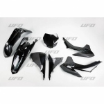 Sada plastů KTM SX- SXF 2013-2015, SX 250 2016-001-černá