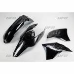 Sada plastů KTM EXC 2011-001-černá