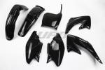 Sada plastů CR125/250 02-03-001-černá