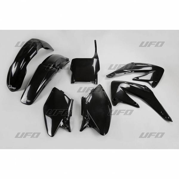 Sada plastů UFO CRF 450 2004-001-černá