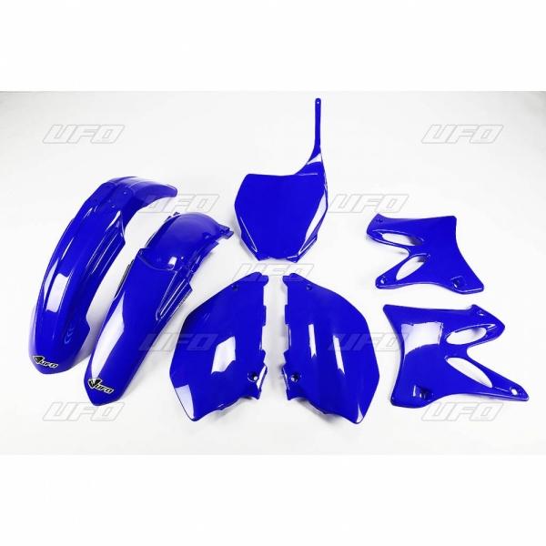 Sada plastů  YZ 125-250 2013-2014  for USA only-089-modrá