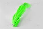 Přední blatník KXF   2018-AFLU-neon/zelená