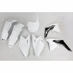 Sada plastů RMZ 450 2011-041-bílá