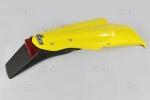 Zadní blatník enduro HVA-103-žlutá HVA