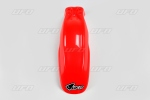 Přední  blatník KLX 110 01-07-070-červená Honda
