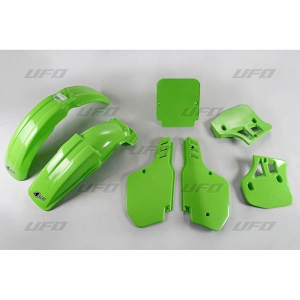 Sada plastů UFO KX 500 1990-026-zelená KX org.