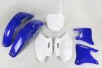 Sada plastů UFO YZF 250 01-02 -999-OEM standartní barvy