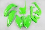 Sada plastů UFO KXF 450 2018-AFLU-neon/zelená