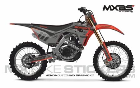 Design 180 - Honda CRF R 450  2017 - 2019, Honda CRF R 250  2018 - 2019