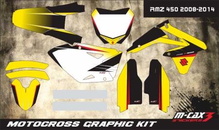 Design 19 - Suzuki RMZ 450  2008 - 2017
