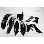 Sada plastů UFO KXF 250 2013--001-černá