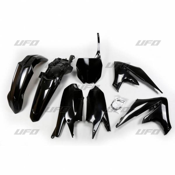 Sada plastů YZF 450 2018-001-černá