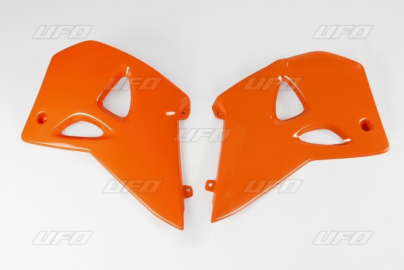 Spoiler KTM LC4 Supercom.-127-oranžová (03-)