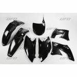 Sada plastů UFO KXF 450-001-černá