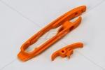Lízátko kyvné vidlice SX-SXF (2011) -127-oranžová (03-)