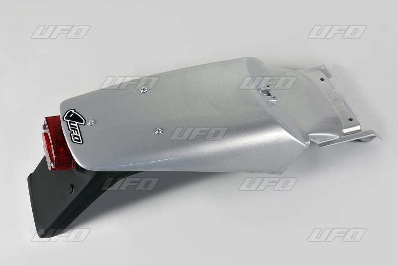 Zadní blatník LC4 Enduro-340-stříbrná