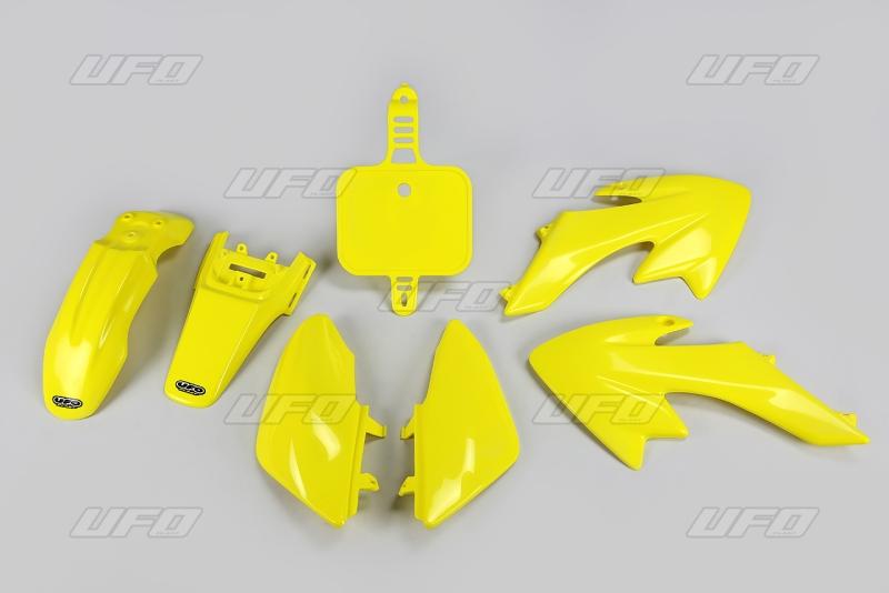 Sada plastů CRF 50 04--102-žlutá RM 02-